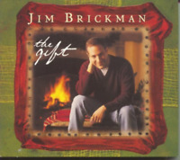 JIM BRICKMAN - The Gift CD