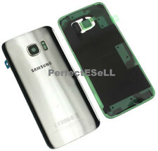 For Samsung Galaxy S7 / S7 Edge Rear Back Glass Battery Door Cover Replacement