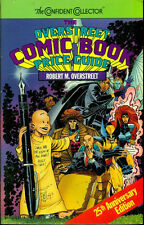 OVERSTREET COMIC BOOK PRICE GUIDE 25th Anniversary Edition (1995) VG