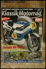 Klassik Motorrad 5/06 Suzuki RG 500 Triumph BDG 250 H