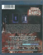 Viernes de Animás la Leyenda del Camino de las Flores(2011) Blu-ray Disc