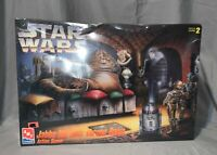 AMT/ERTL Jabba The Hutt Throne Room Model Kit Sealed!