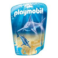 Playmobil Sword Fish With Baby Building Set 9068 NEW Toys Children
