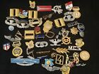 Huge+Lot+US+Army+Navy+Military+Buttons+Pins+Badges+Medals+Over+50+Pieces+