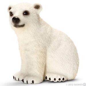 NEW SCHLEICH 14660 Polar Bear Cub - RETIRED