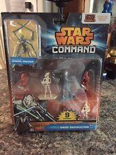 Nib 2014 Hasbro Star Wars Command Rebels Revenge Of The Sith Droid Destruction