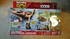 ANGRY BIRDS GO! - ANGRY BIRDS TELEPODS - DUAL LAUNCHER - NEW