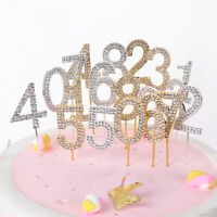 Anniversary Party Decoration Wedding Supplies Cake Topper Cupcake