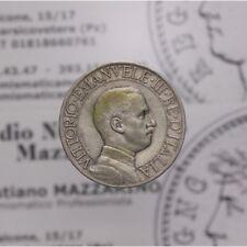 1 Lira 1912 Quadriga Veloce (Regno Italia Vitt Em III) qBB LOT1550