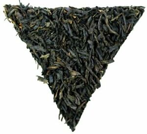 Chinese Lapsang Souchong Roasted Traditional Loose Leaf Smoked Black Tea