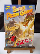 LOT DE 11 SUPER PICSOU GEANT