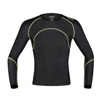 Riding Men's Cycling Jacket Bike Fleece Thermal Bicycle Long Sleeve Jersey M-3XL