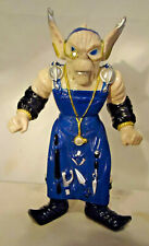 "VINTAGE 1993 BANDAI ""FINSTER"" POWER RANGERS ACTION FIGURE 7 3/4"" TALL"