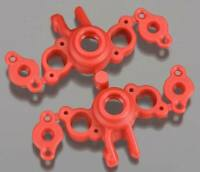 NEW RPM Traxxas 1/16 Slash Axle Carriers Red 73169