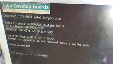industrial pc board Intel D865GLC 3Ghz 512MB C28909-414 Grass valley Turbo iDDR