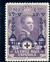 Sellos de España 1927 nº 354  XXV Aniver.Jura Constitucion nuevo Spain ref.2