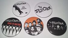 5 The Selecter button badges Ska Specials English UK Ska Bad Manners Madness