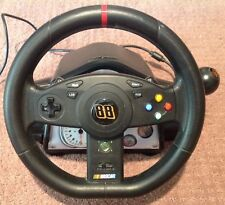 MadCatz Dale Jr Nascar racing wheel and pedal set for xbox