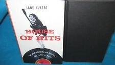 HOUSE of HITS ~ Jane Albert. HbDj  Aust 1st Family of Music  RARE Unread in MELB