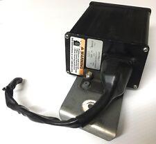 Federal Signal Harley Unitrol U750M Omega 90 Siren WS-320 Plug