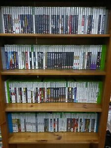 10 X MIXED Microsoft Xbox 360 Games BUNDLE JOBLOT