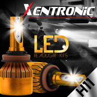 XENTRONIC LED HID Headlight Conversion kit H11 6000K for 2005-2010 Buick Allure