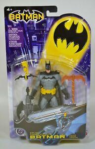 Mattel Batman Series 1 Batman (Zipline) action figure new sealed