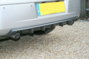 Chrysler 300c SRT8 Rear Bumper Diffuser