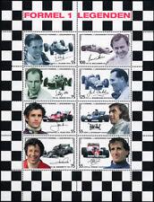 Austria 2006 * Formula 1 Legends - Block 2006 * MNH