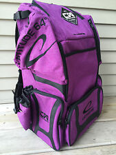 New L64 LUXURY E3 * Purple & Black Backpack * Wingz Disc Golf * Latitude 64 Bag