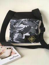 Stone Island camouflage tote bag. Up-cycled from genuine Stone Island t.shirt