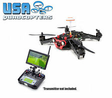 Eachine Racer 250 FPV Quadcopter Built-In 5.8g Transmitter, OSD, FPV Monitor BNF