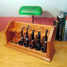 Craftsman Bungalow Tobacco Pipe Rack Plans Build Your Own 7 Pipe Rack FREE Ship