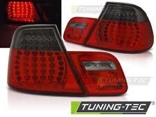 LED RÜCKLEUCHTEN FÜR  BMW E46 04.03-06 COUPE ROT SMOKE LED