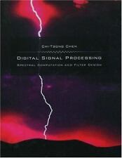 Digital Signal Processing: Spectral Computation and Filter Design (The Oxford S