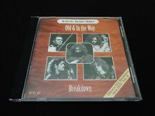 Jerry Garcia Old & In The Way Breakdown 1973 Live Vol. 2 II CD '97 Grateful Dead