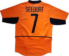 maglia Olanda Seedorf Nike world cup 2002 vintage jersey shirt NEW M