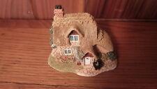 Vintage 1994 Handmade English Porcelain Lilliput Lane - Applejack Cottage