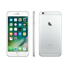 IPHONE 6S PLUS SILVER 128GB APPLE NUOVO GRADO A+++ °°SIGILLATO°° NO FINGERPRINT