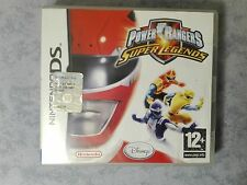 POWER  RANGERS SUPER LEGENDS NINTENDO DS DSi 2DS 3DS PAL ITA ITALIANO COMPLETO