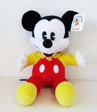 Disney Gund Plush Velour Baby Mickey Mouse With Tag # 07275