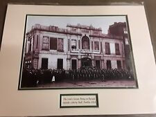 The Irish Citizen Army Dublin 1914  - PHOTOGRAPH - FREE UK P &P