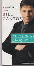 Bill Cantos-Beautiful One 3 inch cd maxi single Japan