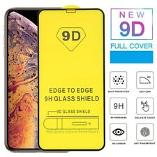 Real Tempered Glass Screen Protector Premium For iPhone 11 pro max/XR/XS/X