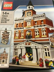 lego rathaus 10224 modular buildings town hall