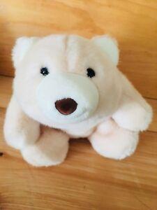 "Gund 25th Anniversary SNUFFLES Light Pink Bear 10"" plush stuffed animal ((17))"