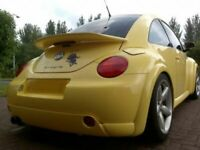 Heckspoiler  VW New Beetle (1997-2010)