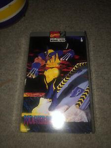 MARVEL COMICS WOLVERINE 1996 TOY BIZ MODEL Comic Book Figurine New Sealed In Box