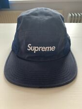 Supreme Blue Mesh Cap