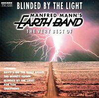 (CD) Manfred Mann's Earth Band ‎– Blinded By The Light (The Very Best Of)